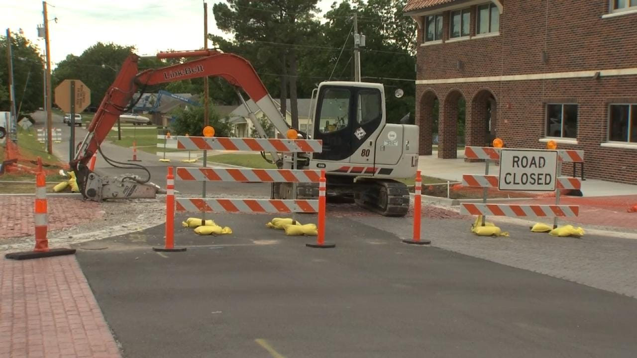 City Reps: Broken Arrow Road Work Necessary For Growth