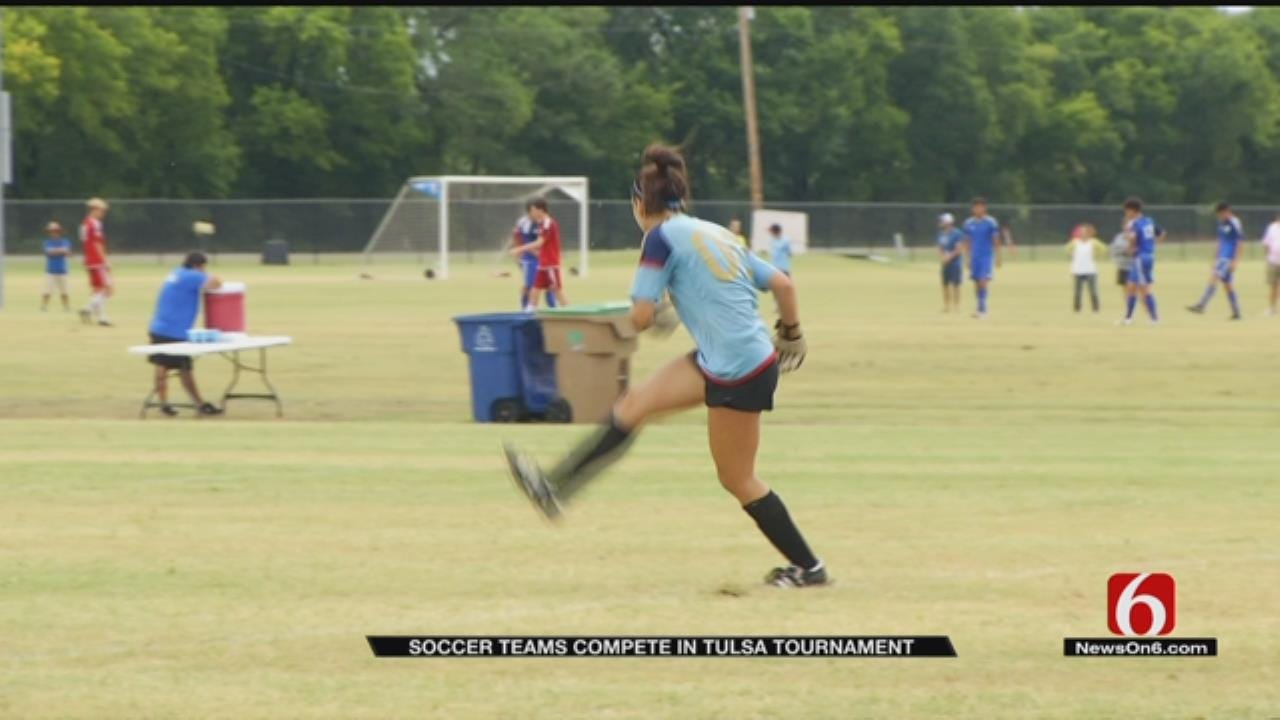 Soccer Teams Compete In Tulsa For Spot At National Tournament