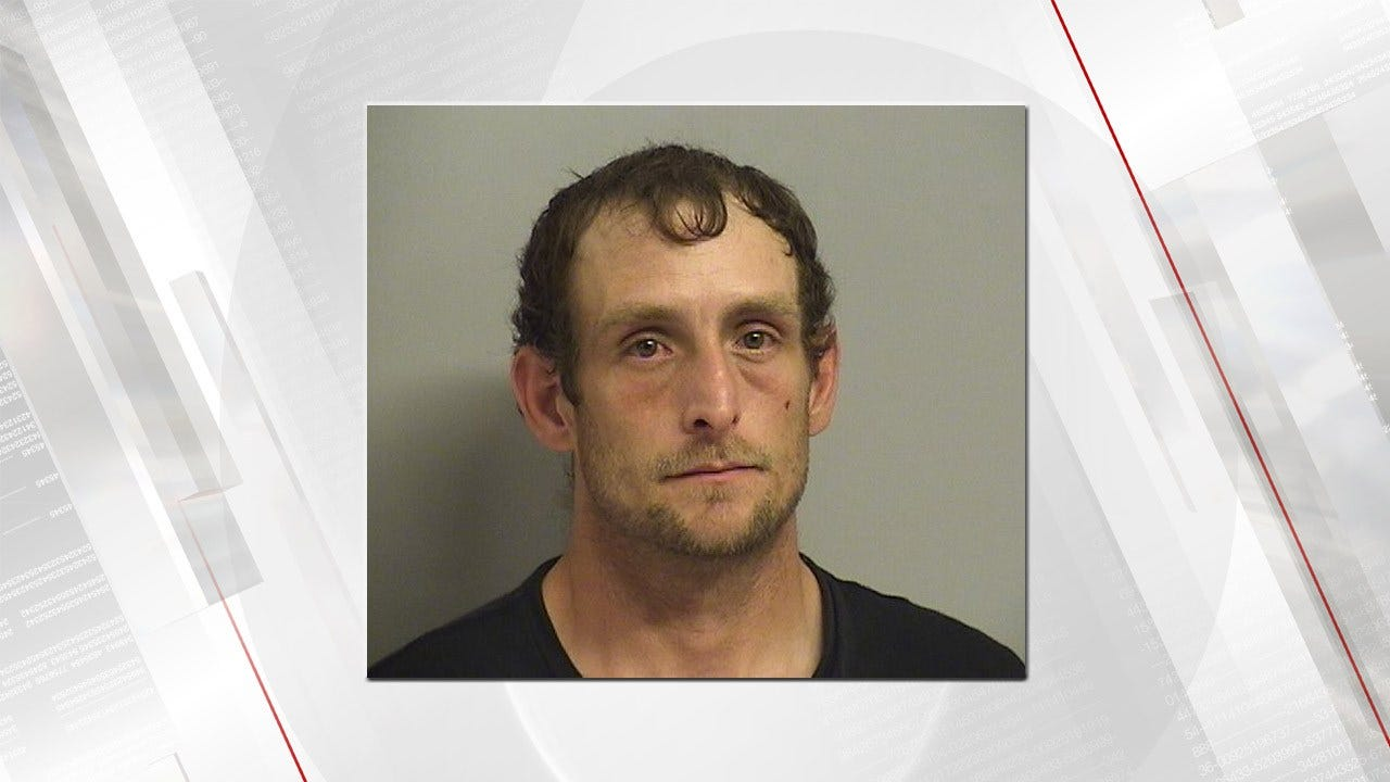 TPD Arrests Man For Kicking Fiance, Trying To Run Children Over