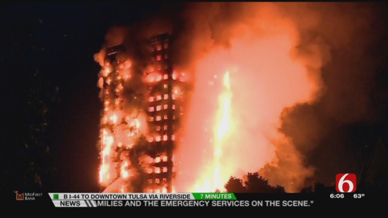 Death Toll In London High-Rise Fire Climbs To 79