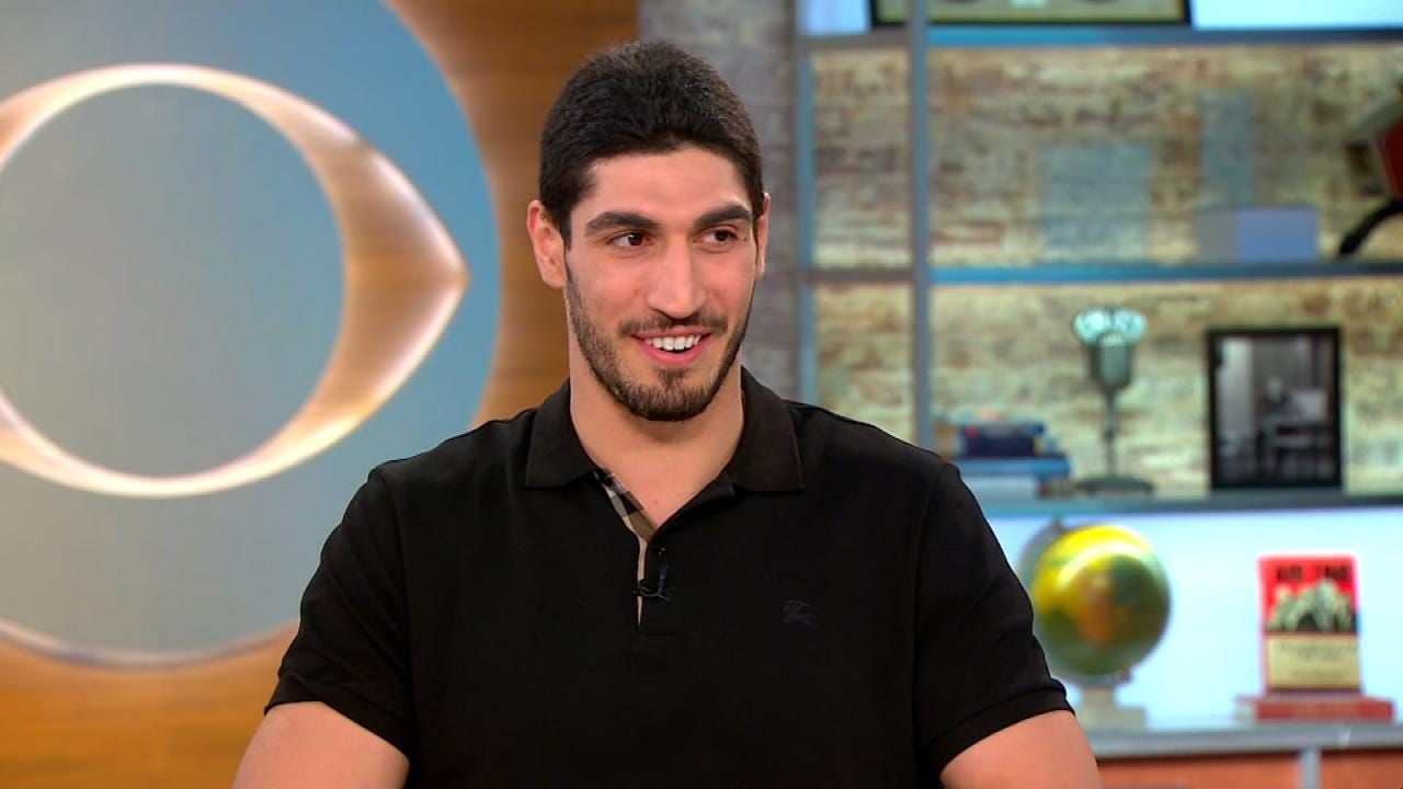 OKC Thunder Center Enes Kanter Says Dad Arrested In Turkey