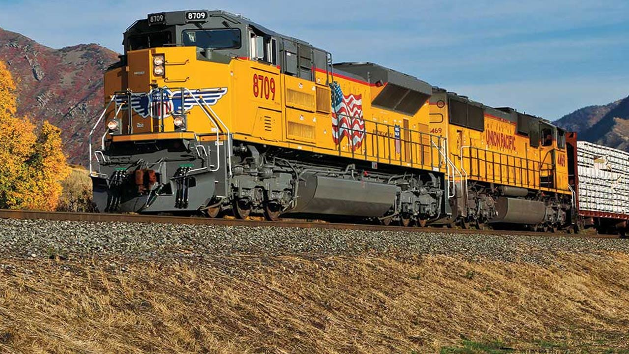 Union Pacific To Invest $41 Million On Oklahoma Rail Infrastructure