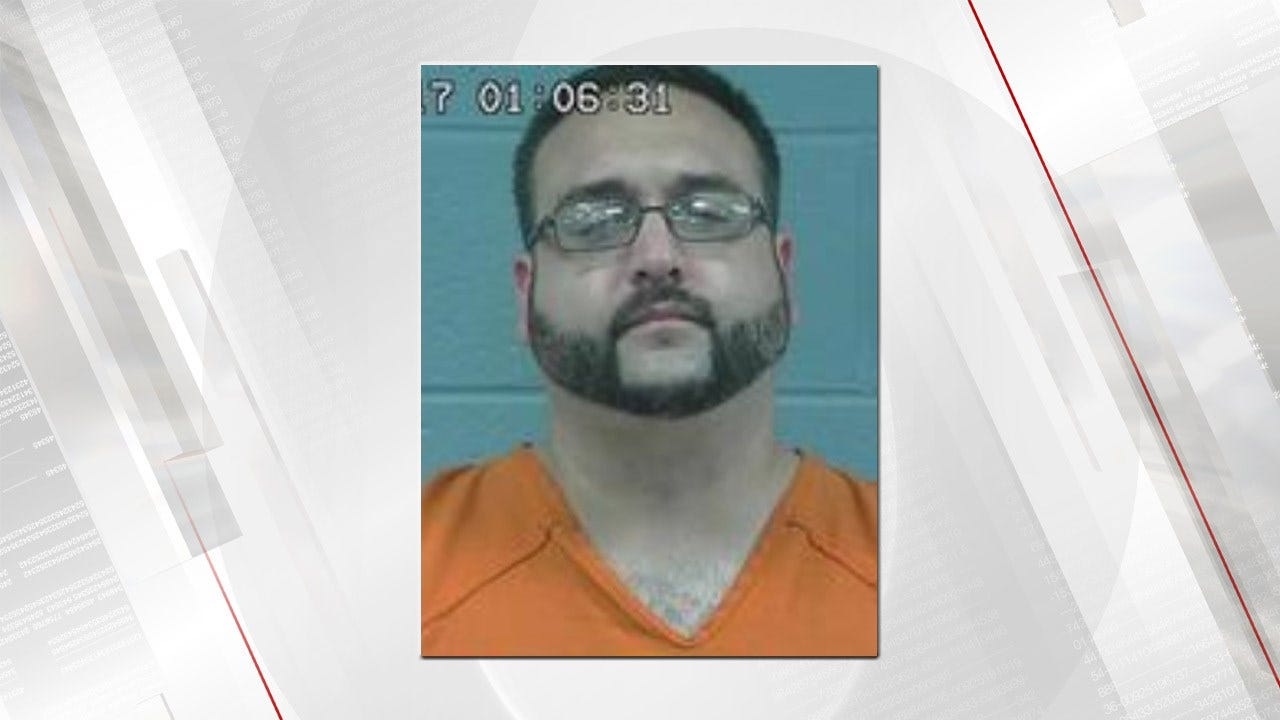 Collinsville Man Arrested For Child Abuse By Injury