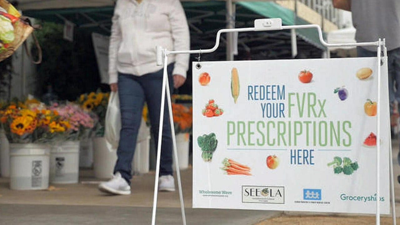 Food Pharmacies Opening Up Around The Country