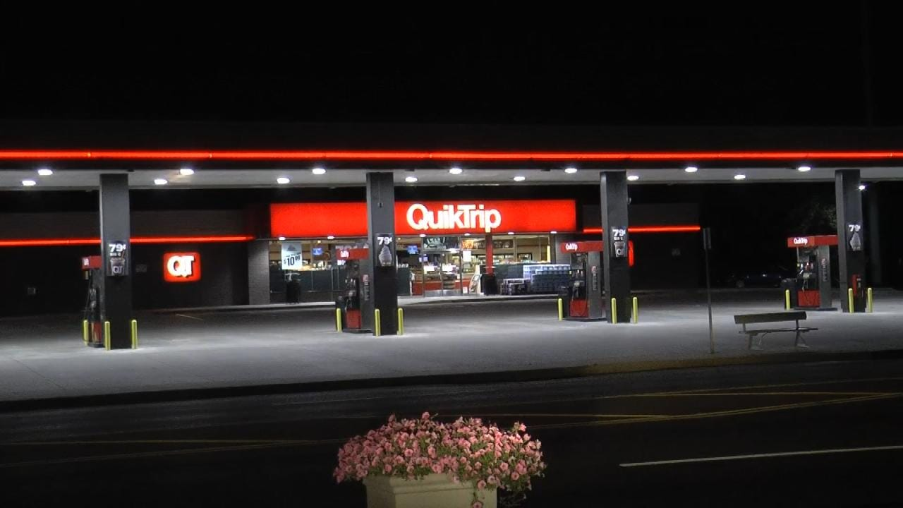Knife Used During Tulsa Convenience Store Robbery