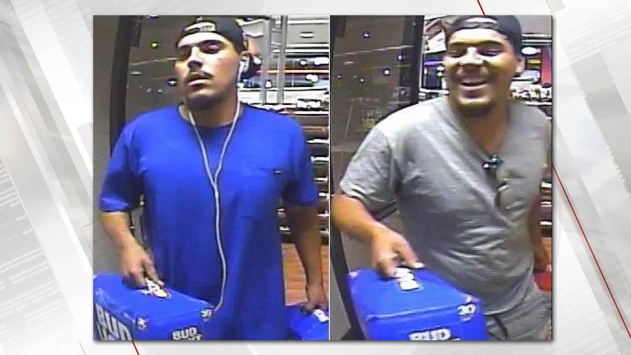 Police Seek To ID Tulsa Theft Suspect