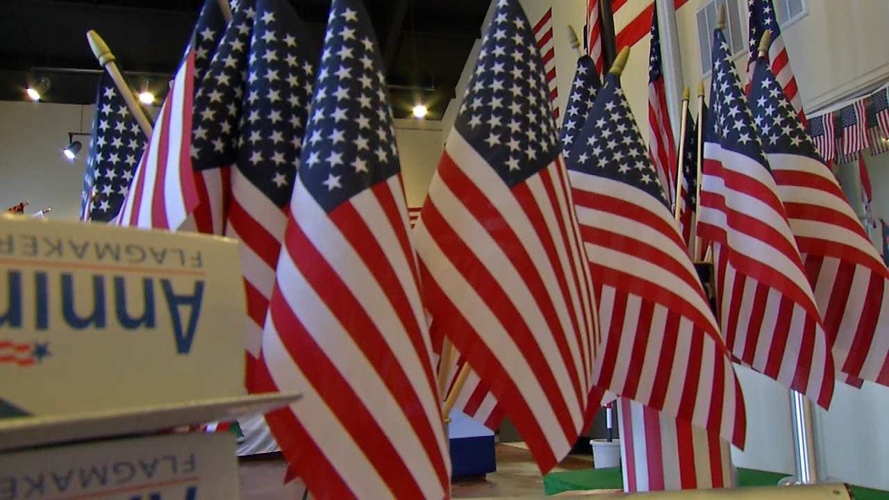 Skiatook Chamber Selling Flags To Honor Fallen Service Members