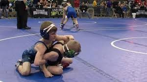 Tulsa Youth Wrestlers Get A Lesson From Olympic Athletes
