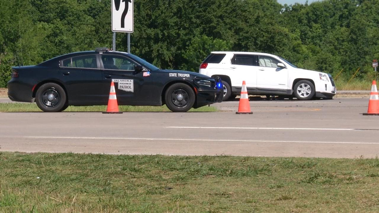 Two Injured In Rogers County Wreck