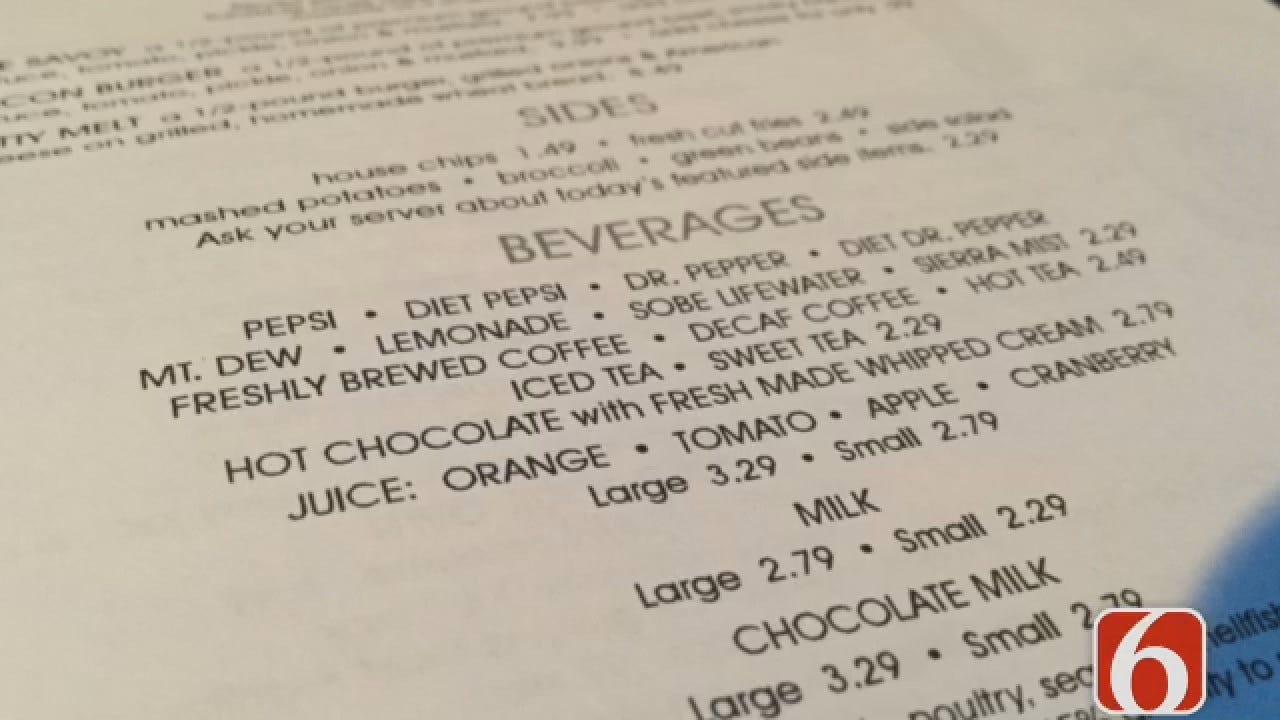 BBB Issues Fake Restaurant Menu Scam Alert