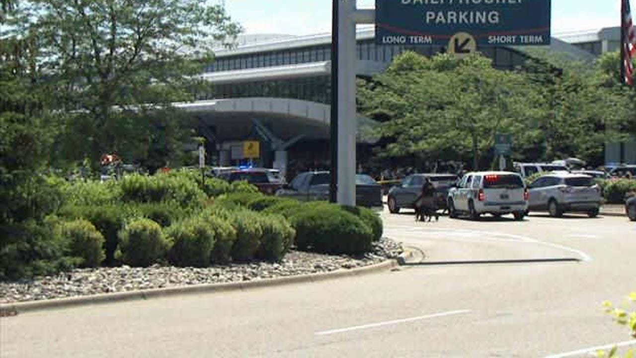 Michigan Airport Evacuated After Police Officer Stabbed