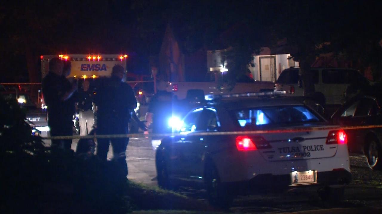 Police: Innocent Bystander Shot, Killed During Tulsa Home Invasion