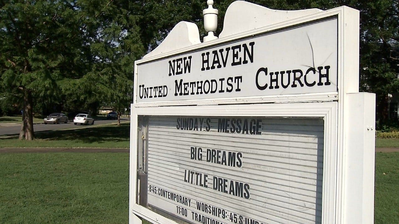 Tulsa Church's Proposed New Sign Stirs Controversy