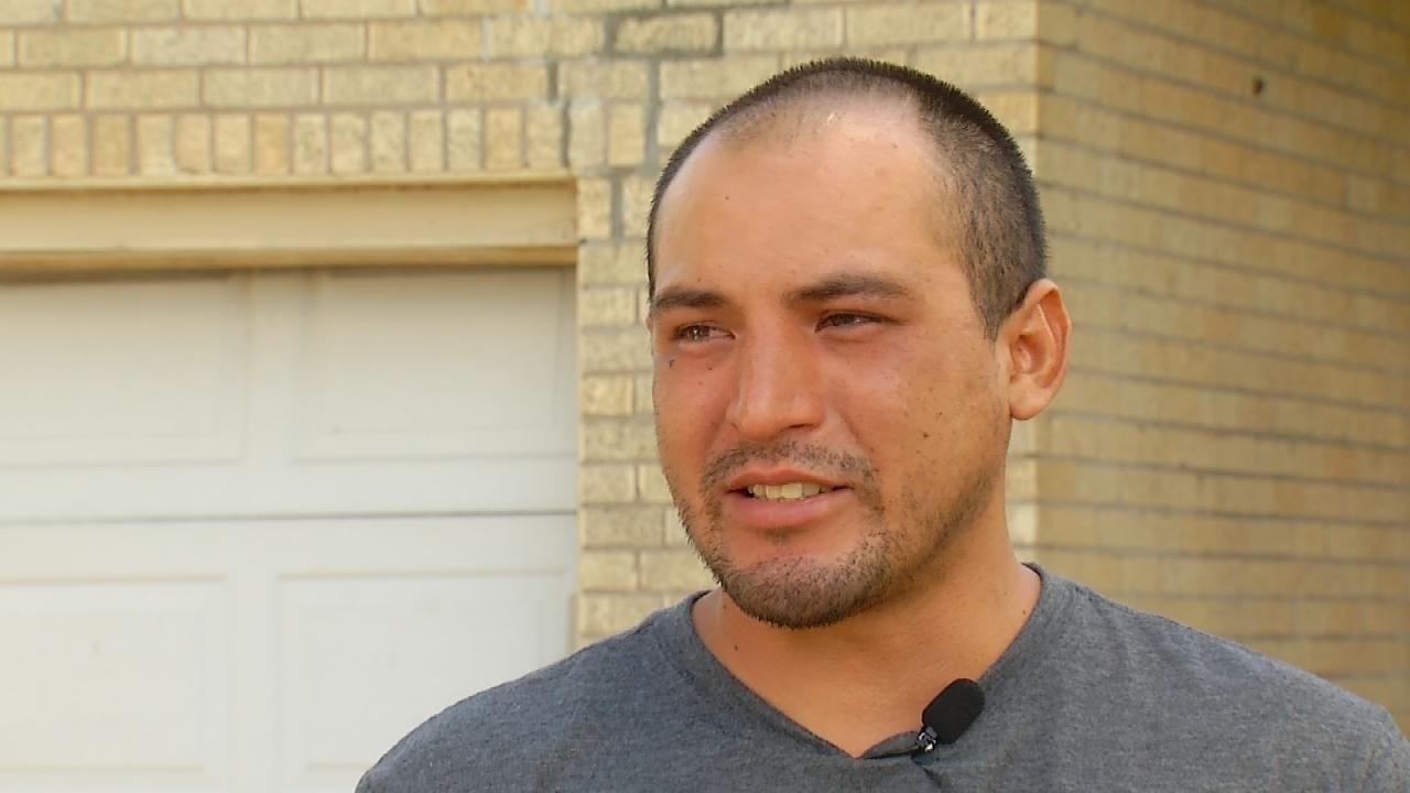 Brother Of Murdered Tulsa Woman: Suspect Is A Coward