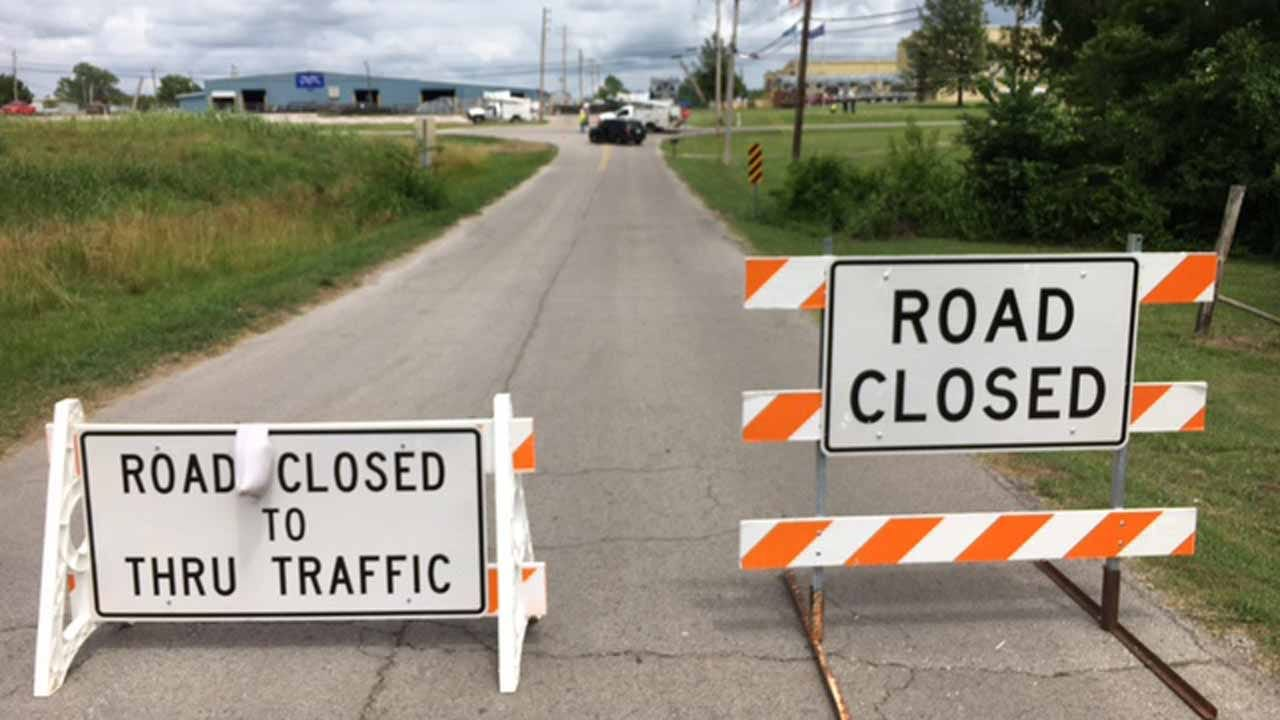 Truck Snags Power Lines Causing Outages In Broken Arrow