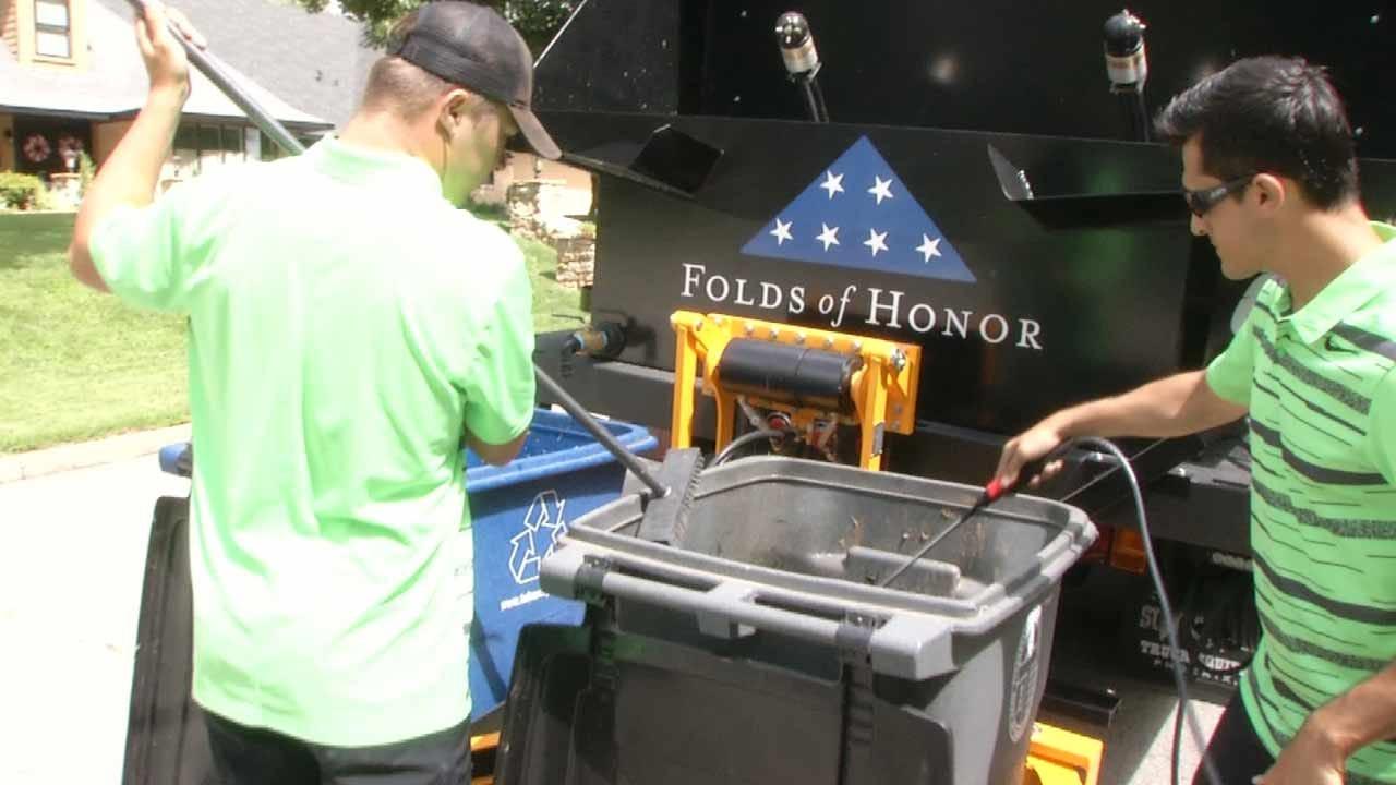 Tulsa Entrepreneurs Tackling Dirty Trash Bins