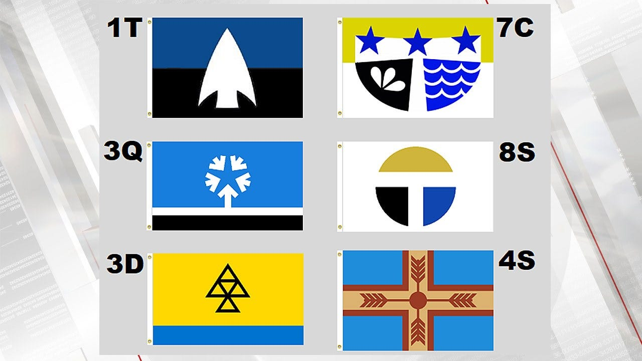 Tulsa Group Orchestrates New Competition For City Flag