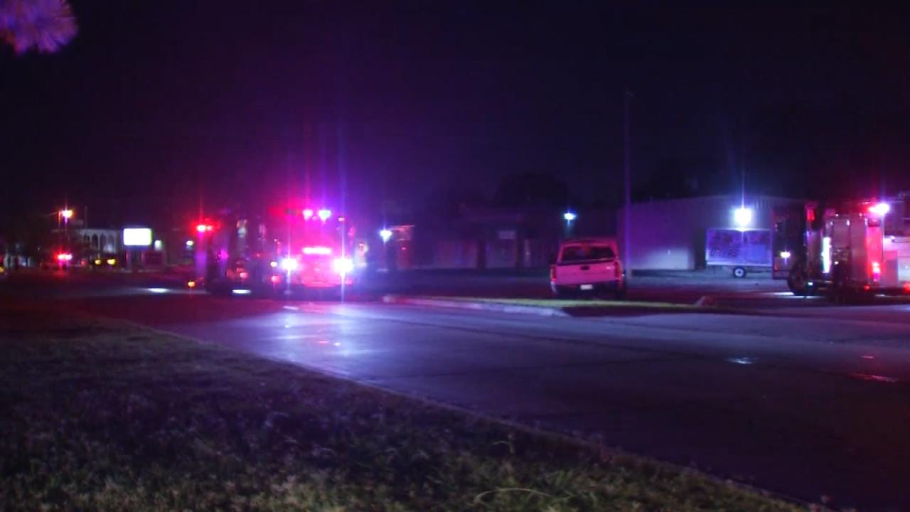Alcohol, Speed Factor In Tulsa Rollover Crash, Police Say