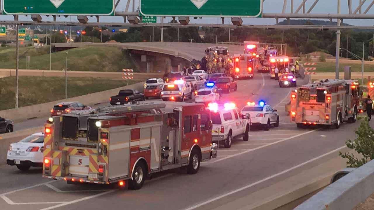 Crash Closes Northwest Corner Of IDL