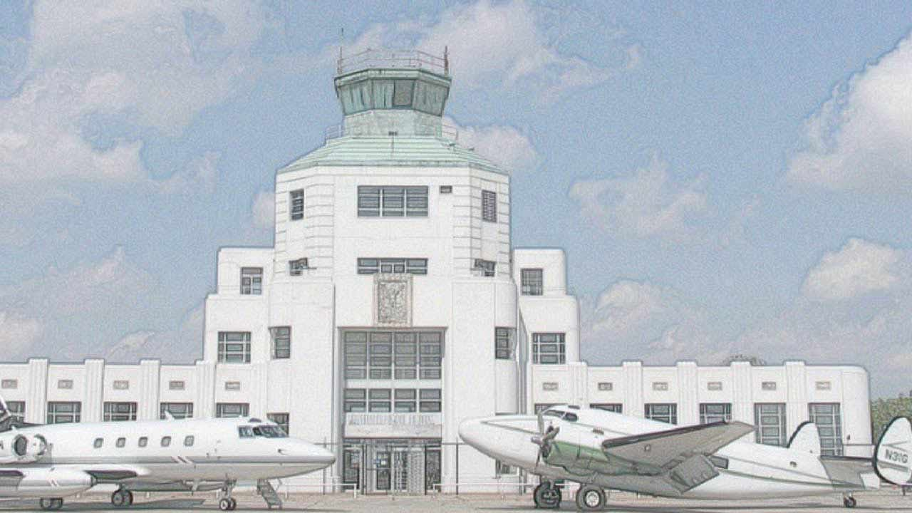 Harvey Young Airport Set For Complete Restoration