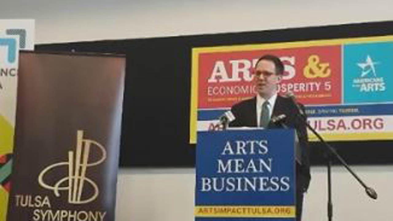 Study: The Arts Are Big Business In Tulsa