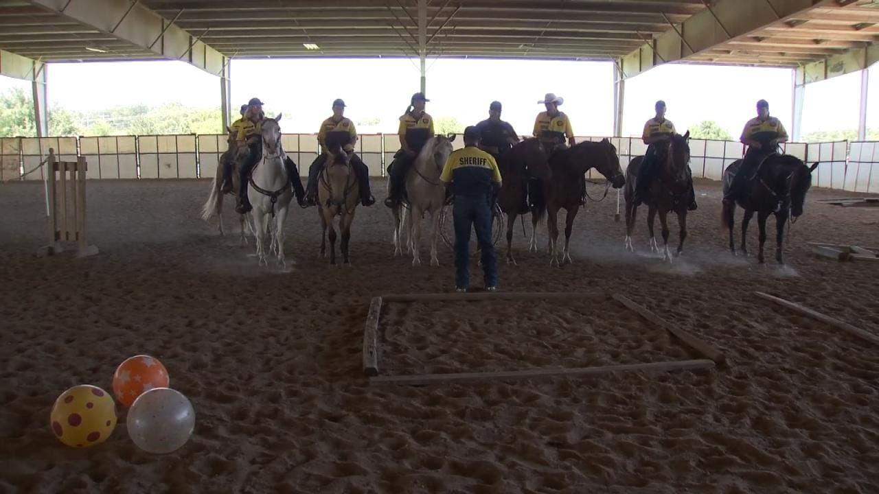 Special Training Helps Prepare RCSO Mounted Patrol For Search And Rescue Missions