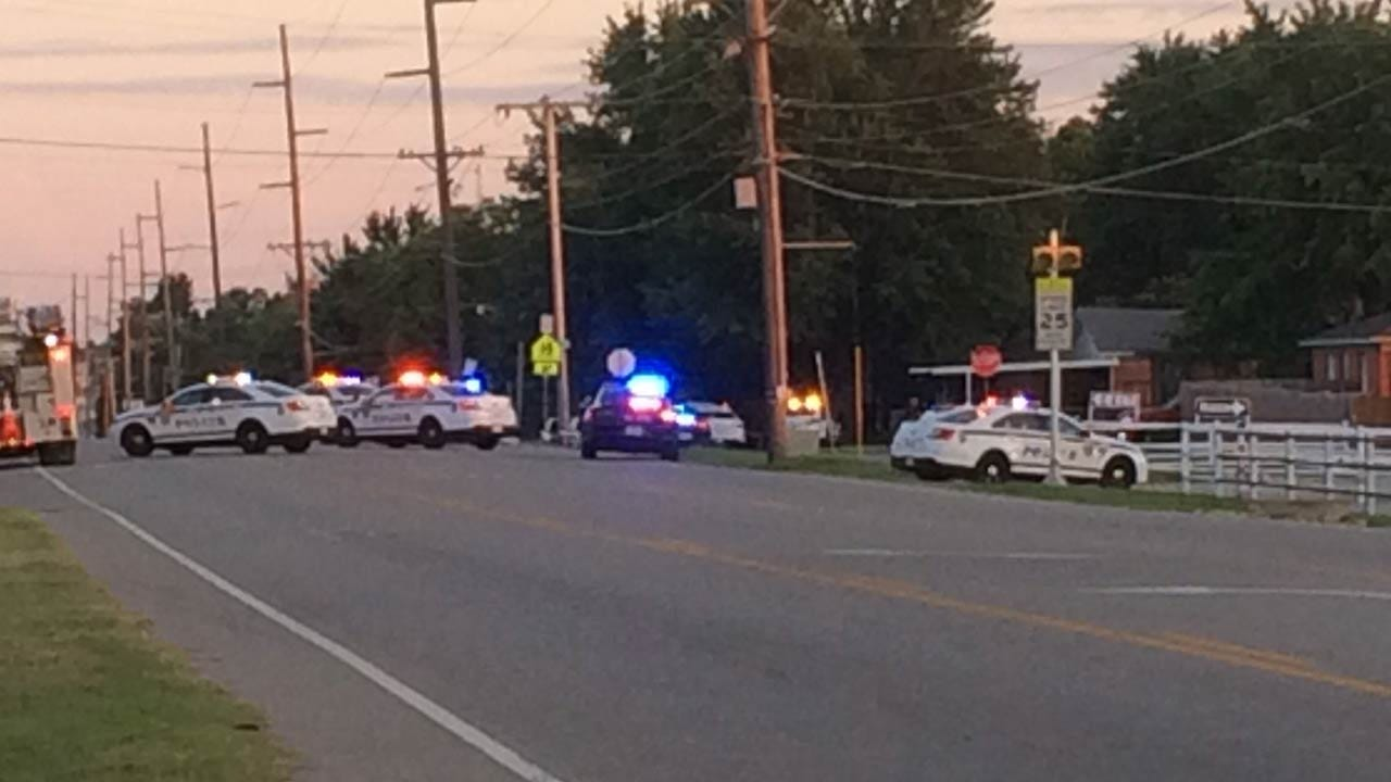 Tulsa Police Investigating Deadly Officer-Involved Shooting
