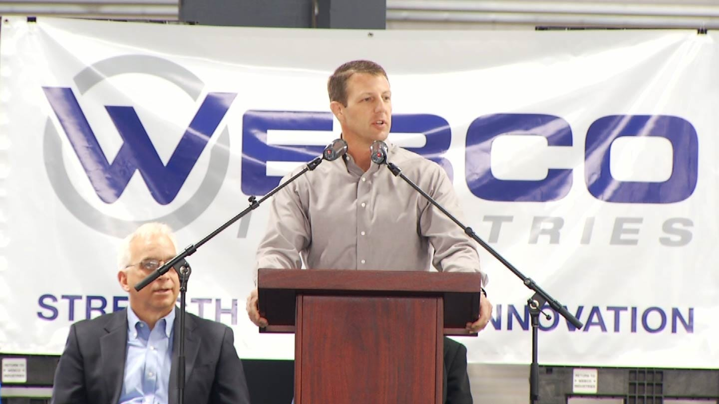 Webco Expansion To Bring More Jobs To Green Country