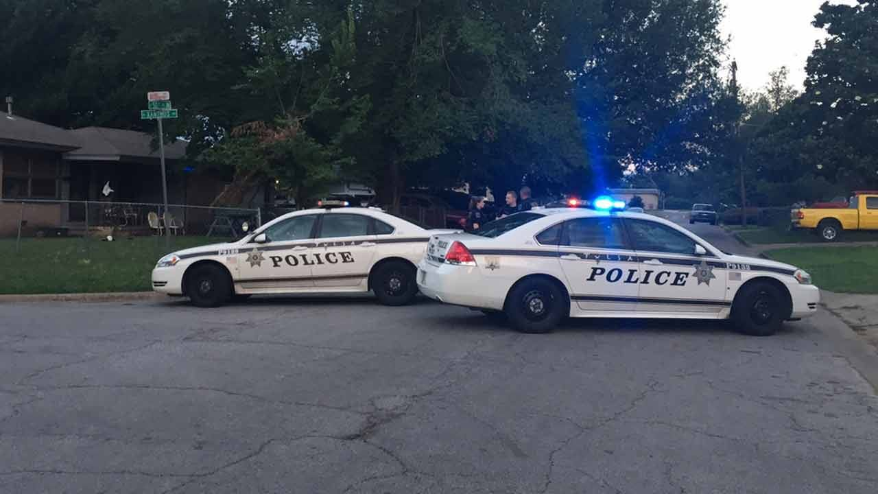 Man, Juvenile Male Wounded In Tulsa Shooting
