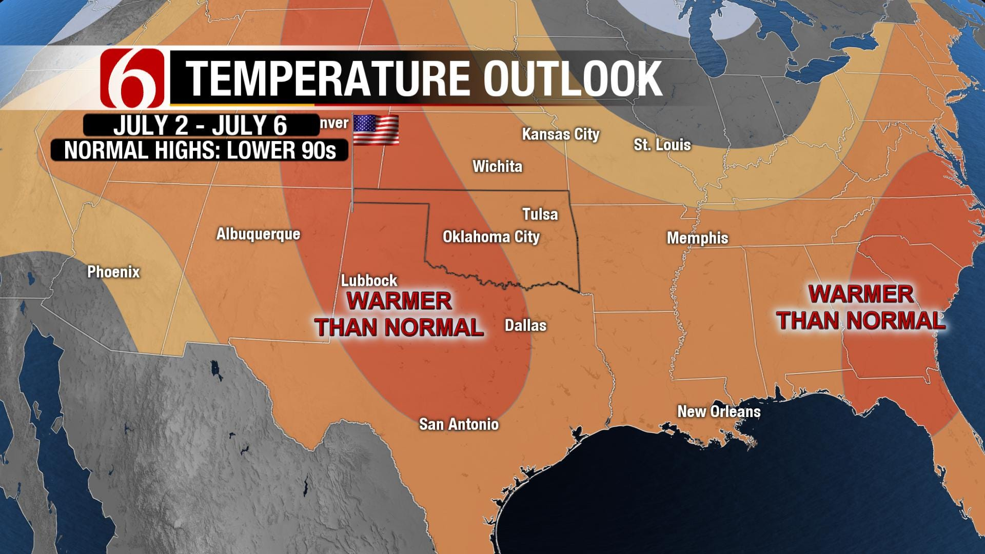 Heat Builds and Storms Return This Week