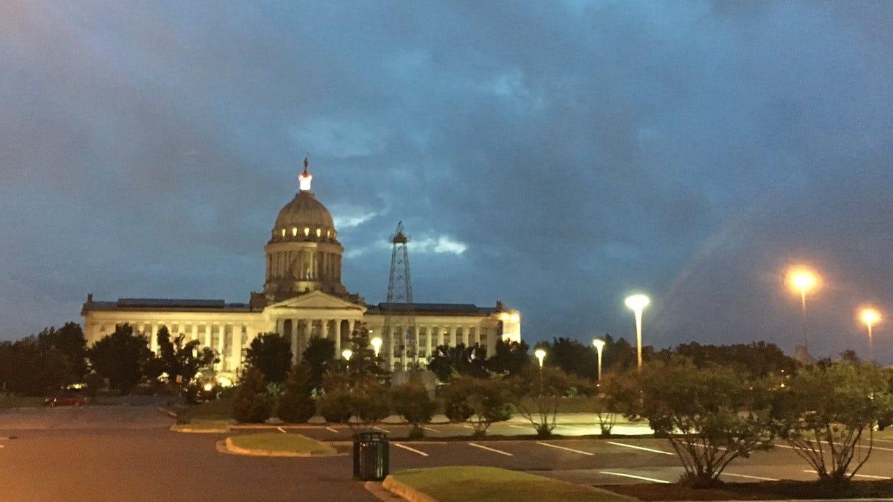 Oklahoma State Capitol Celebrates Centennial