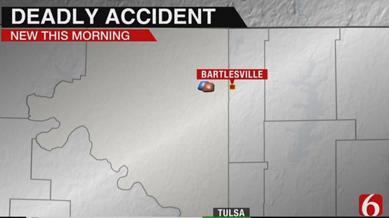 Ponca City Woman Killed In Single-Vehicle Rollover Crash