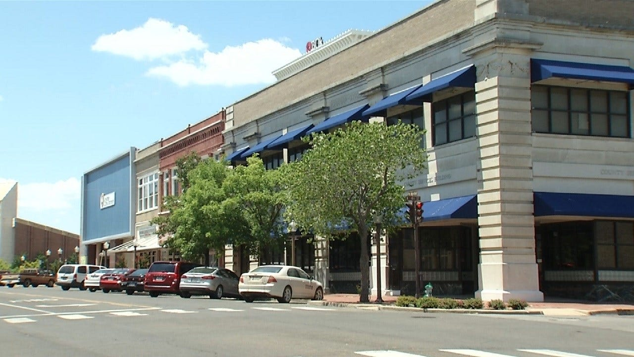 Renovations Underway For Downtown Muskogee