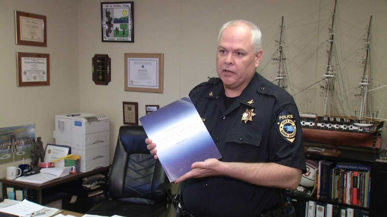 Sand Springs Police Approve New Policing Plan With Community Input
