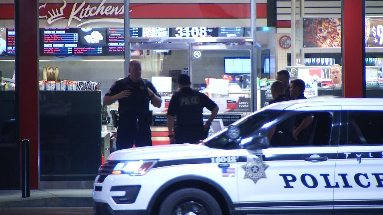 Tulsa Police Arrest 2 Men In QuikTrip Robbery During Stakeout