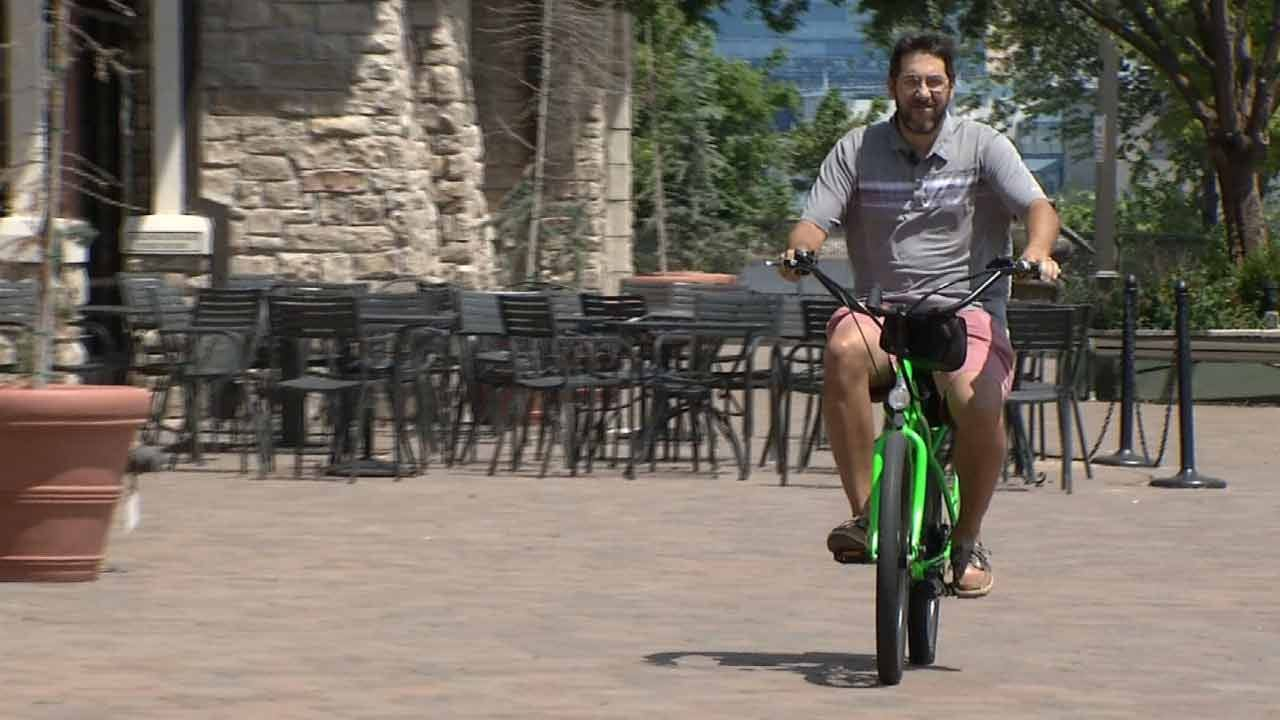 Battery-Powered Bicycle Shop To Open At Jenks Riverside
