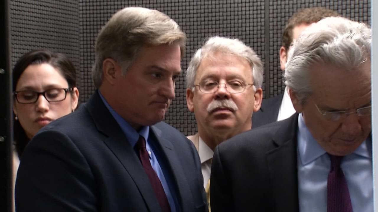 Jury Selection Begins In Tulsa Cop's 3rd Murder Trial