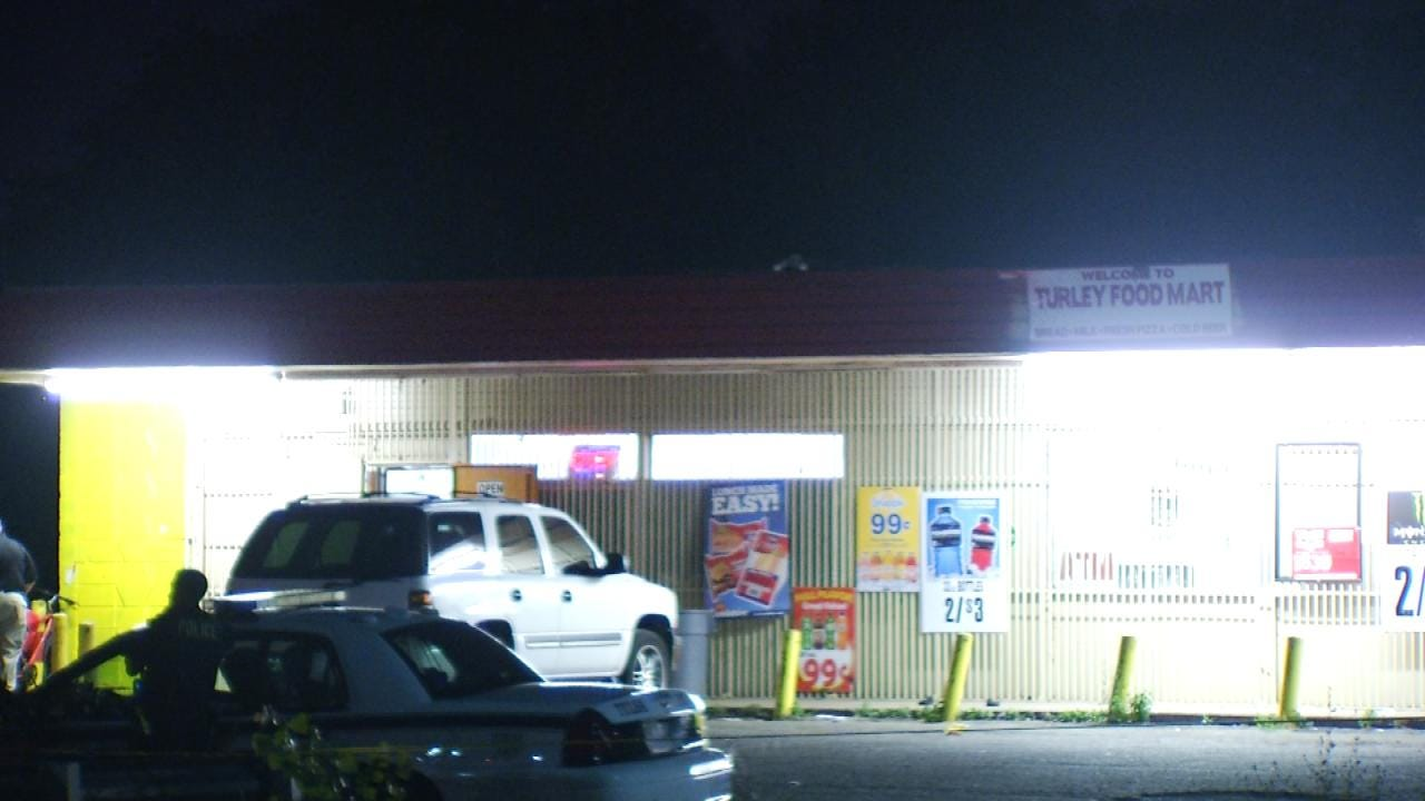 Man Shot, Killed Outside Turley Convenience Store