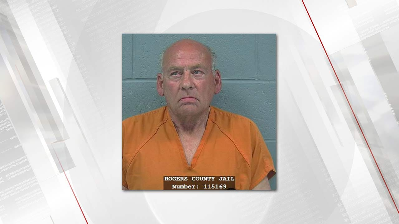 Rogers County Man Arrested For Child Sexual Abuse