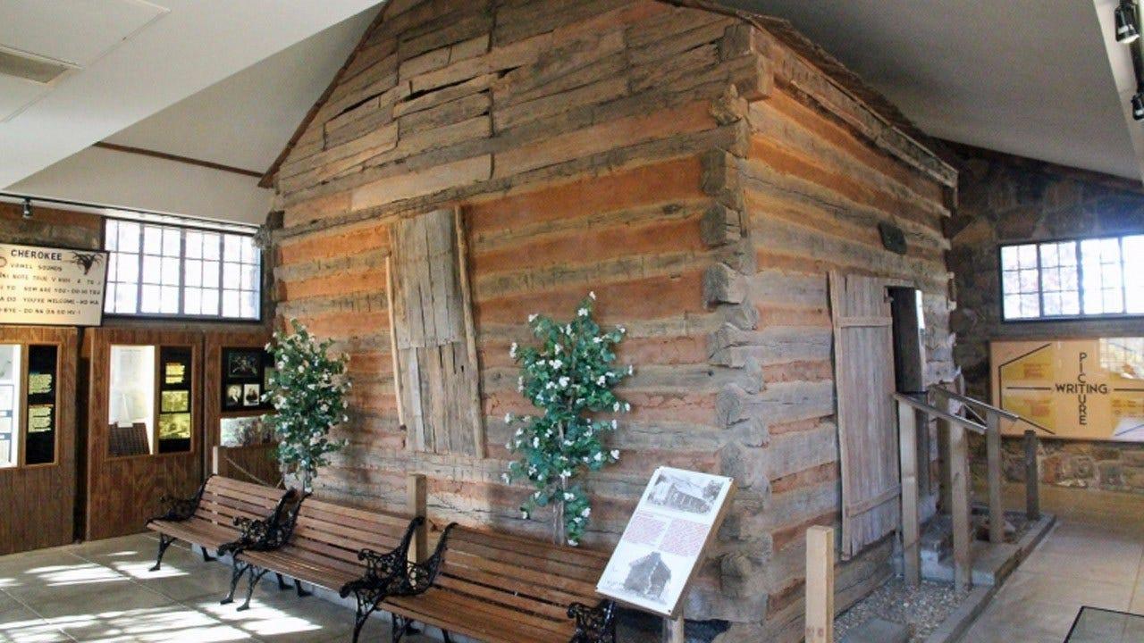 Cherokee Nation To Reopen Sequoyah's Cabin Museum
