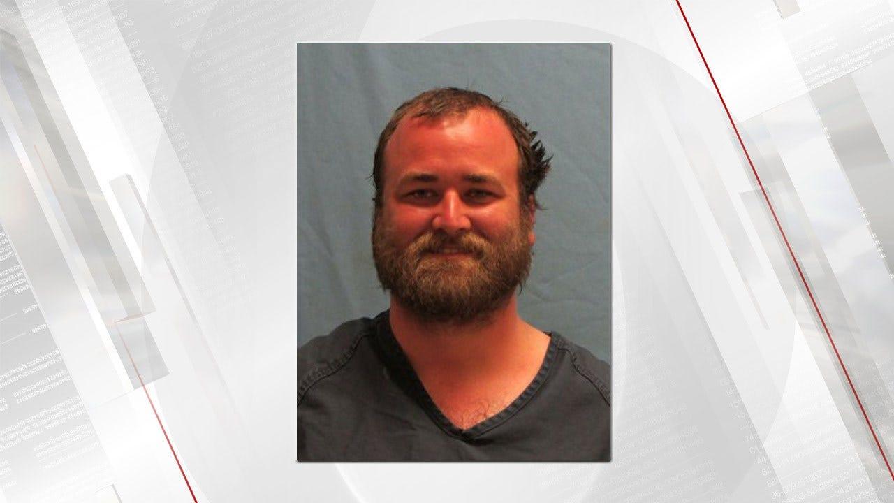 Man Who Hit Oklahoma 10 Commandment Monument Strikes Again