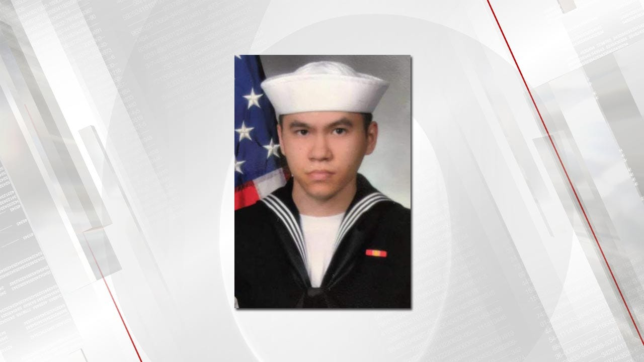 Sailor Killed In USS Fitzgerald Crash To Be Buried In Oklahoma
