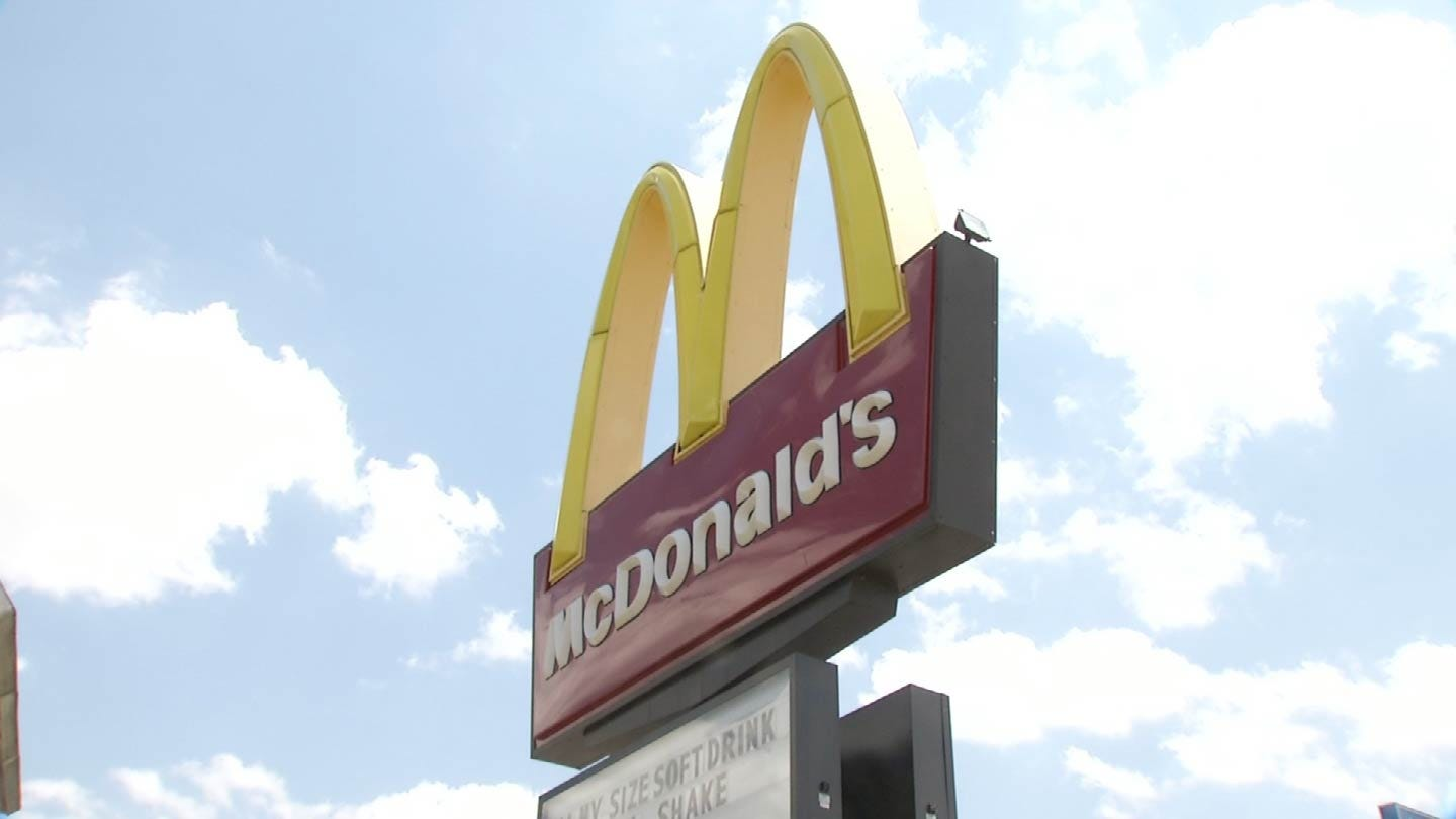 Sand Springs McDonald's Nearly Scammed For Over $1K