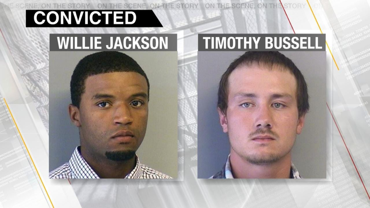 Tulsa Jury Convicts 2 Men Of Raping Woman While Passed Out