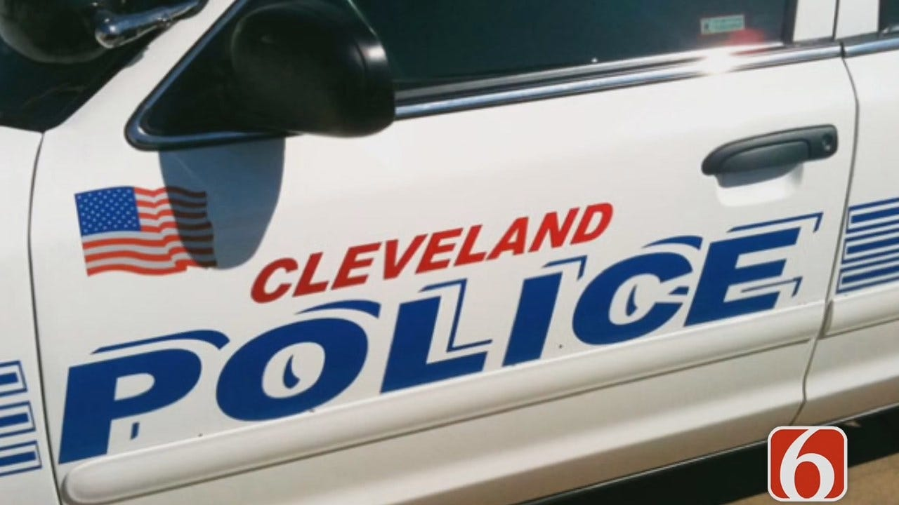 Cleveland Police Investigate Shots Fired At Home