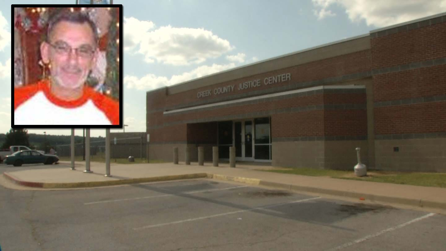 Creek County Sheriff's Office Issues Statement On Inmate's Death
