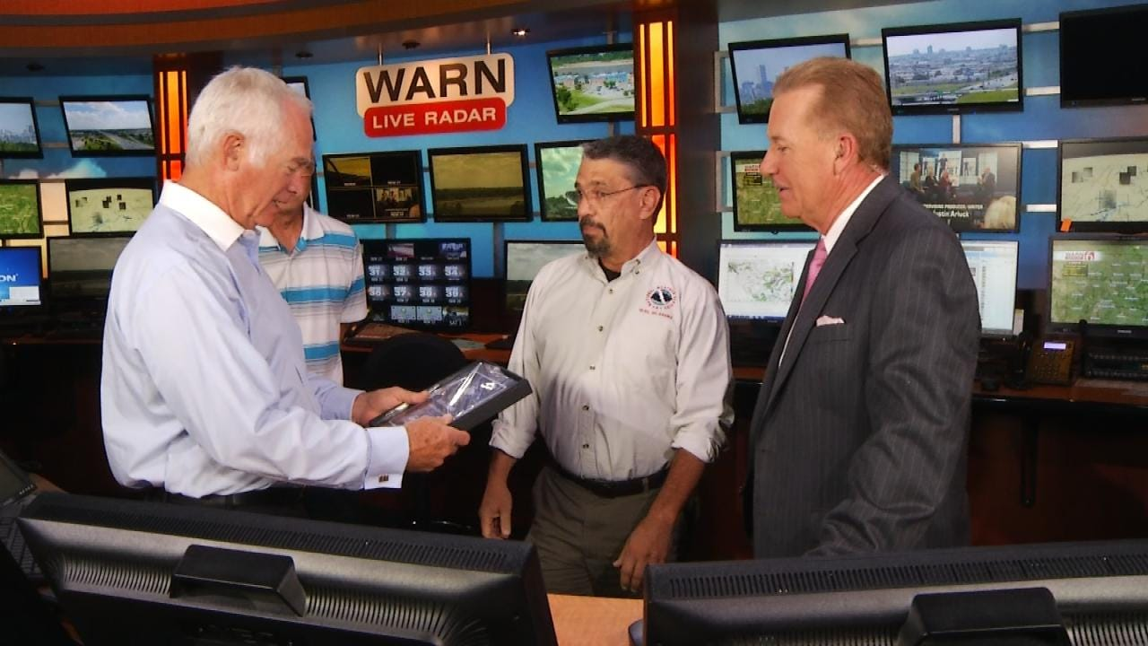 News On 6 Meteorologist Dick Faurot Honored Ahead Of His Retirement