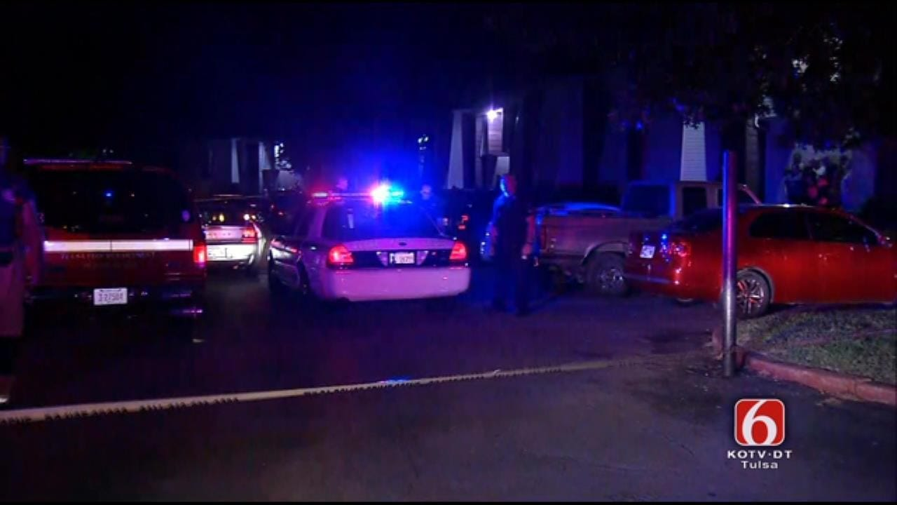 Tulsa Police: One Killed In Shooting At Apartment Complex