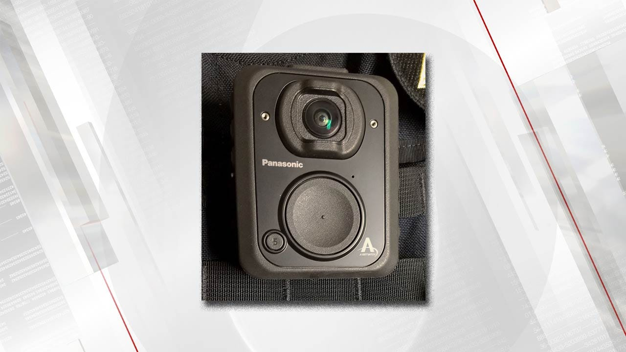 Tulsa Police Order 450 Body Cams For Field Officers