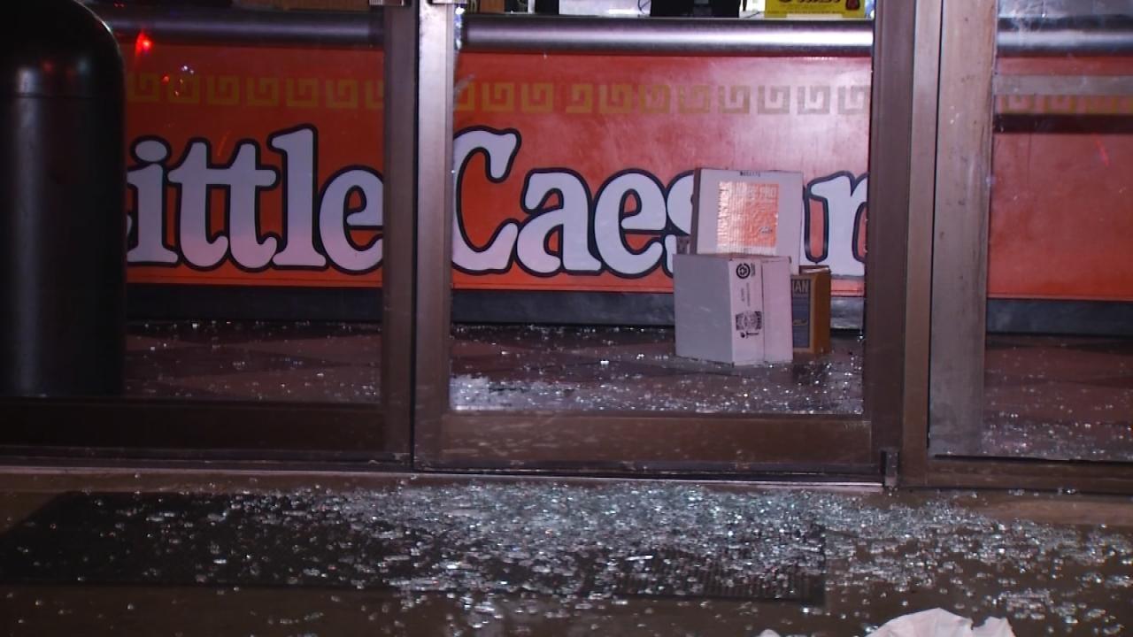Vandals Damage Three Sapulpa Businesses